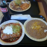 Photo taken at Abelardo's Authentic Mexican Food by Alexander S. on 1/26/2013