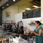 Photo taken at Sandbox Bakery by Tak H. on 7/13/2013