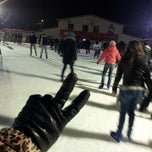 Photo taken at Patinoar by Cristina D. on 12/27/2014