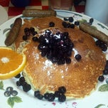 Photo taken at Egg'lectic Cafe by Janet M. on 10/7/2012