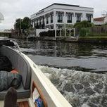 Photo taken at Van der Valk Hotel Leiden by Dirk v. on 6/9/2013