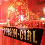 Photo taken at Poison Girl by Julie B. on 10/23/2013