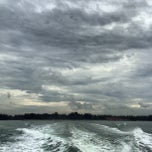 Photo taken at Out At Sea by 'Sue' S. on 5/10/2013