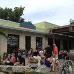 Photo taken at Bouldin Creek Café by Jonathan A. on 6/2/2013