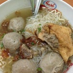 Photo taken at Baso Jono Mukti by Shinta M. on 1/18/2014