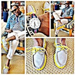Photo taken at Sperry Top-Sider Century City by David T. on 6/1/2013