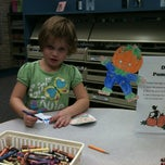 Photo taken at Harford County Public Library - Joppa Branch by Lisa M. on 10/23/2012