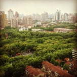 Photo taken at 徐家汇 | Xujiahui by dixson l. on 5/8/2013