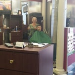Photo taken at Bev's Barber Shop by Steven /. on 3/15/2014