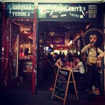 Photo taken at Taqueria Lower East Side by Christine D. on 7/31/2013