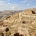 Photo taken at Karak Castle قلعة الكرك by Jeff E. on 4/21/2013