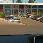 Photo taken at Ridgeways Mall, Kiambu Road by Lianne Z. on 9/29/2012