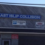 Photo taken at Long Island Auto Body by Wally R. on 5/9/2013