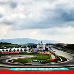 Photo taken at Sepang International Circuit (SIC) by Norio M. on 3/22/2013