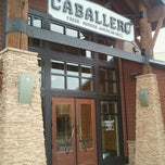 Photo taken at Caballero Grill by Ronald M. on 3/5/2013
