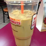 Photo taken at Dunkin Donuts by James M. on 1/9/2013