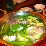 Photo taken at Hot Pot Buffet TukCom Sriracha by Fon J. on 12/2/2012