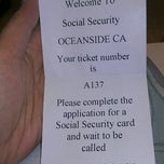 Photo taken at Social Security Administration by Sharlani-Gilbert-Skye R. on 3/14/2013