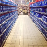 Photo taken at Carrefour by Alvi T. on 12/28/2012