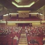 Photo taken at Teatro Aurora by Fabrizio P. on 2/5/2014
