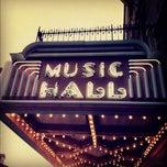Photo taken at Tarrytown Music Hall by Alex B. on 4/11/2012