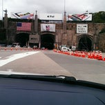 Photo taken at Lincoln Tunnel Helix by Krissy S. on 9/29/2012