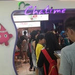 Photo taken at Chatime by Darmawan Z. on 1/7/2014