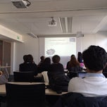 Photo taken at Inria by Georgios M. on 2/10/2014