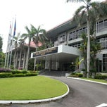Photo taken at Embassy of the Republic of Indonesia by Joseph Quek T. on 7/19/2013
