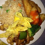 Photo taken at New China Buffet by Shaun E. on 2/28/2014