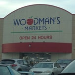 Photo taken at Woodman's Food Market by Shaun E. on 7/7/2013