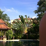 Photo taken at Khaolak Palm Hill Resort by meek m. on 1/7/2013