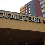 Photo taken at DoubleTree by Hilton Hotel Chattanooga Downtown by Rob on 4/30/2012