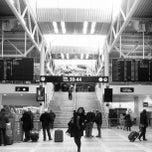 Photo taken at Terminal 4 by Carl-Johan M. on 3/3/2013