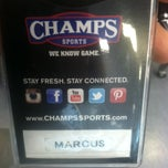 Photo taken at Champs Sports by Marcus W on 3/21/2014