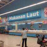 Photo taken at Tesco Extra by Lah I. on 1/21/2013