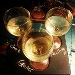 Photo taken at Chill Wine Bar by Yaritsa A. on 5/4/2013