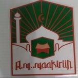 Photo taken at Masjid Jami Asy-Syakirin by Tengku Fathur Rizky on 5/17/2013