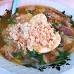 Photo taken at Soto Ayam Cak To by Andrie W. on 12/1/2012