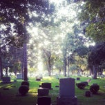 Photo taken at Georgetown Cemetery by Stephen G. on 8/31/2013
