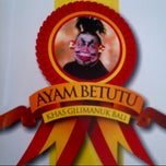 Photo taken at Ayam Betutu Khas Gilimanuk by leetha on 10/10/2012