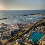 Photo taken at Hilton Tel Aviv by Onesio L. on 6/6/2013
