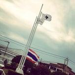 Photo taken at Nissan Motor (Thailand) Co., Ltd. by Nicharee S. on 4/3/2014