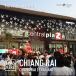 Photo taken at CentralPlaza Chiangrai (เซ็นทรัลพลาซา เชียงราย) by Nattakanchaya M. on 2/25/2013