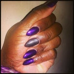 Photo taken at White Star Nail by TRUE ORIGINAL GATA on 4/13/2013