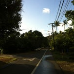 Photo taken at Lanikai Loop by Creen D. on 9/28/2013