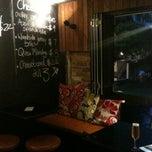 Photo taken at Timbah Wine Bar by Margarita S. on 4/20/2014