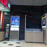 Photo taken at Hesburger - Lasnamäe Centrum by Vovenco T. on 11/22/2013