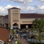 Photo taken at Orlando Premium Outlets by Matt T. on 12/8/2012