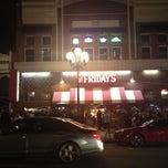 Photo taken at TGI Fridays by Sergio V. on 12/16/2012